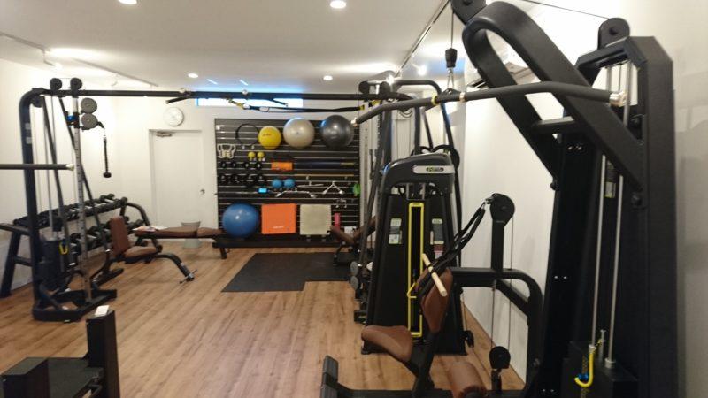 WellnessGate室内