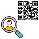 QRコードリーダイメージ画像