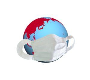地球全体マスク