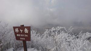 移ヶ岳山頂2
