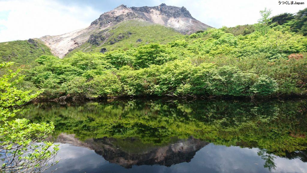 茶臼岳とひょうたん池DSC_0140