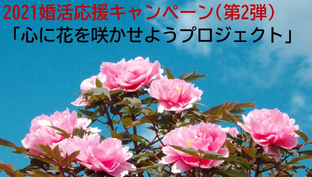 心に花を咲かせようボータン2